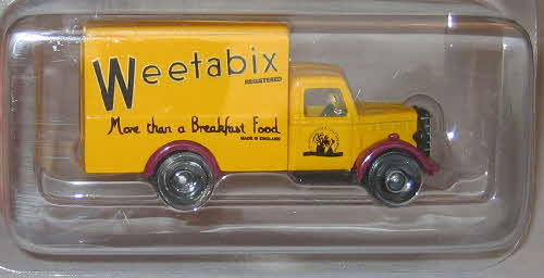 Lledo Days Gone By Weetabix van (issued with magazine)