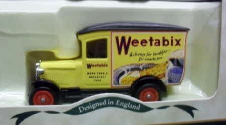 Weetabix Days Gone 10 cwt Van (betr)