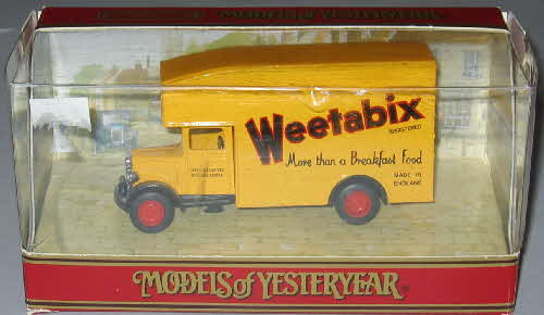 Weetabix Models of Yesteryear 1931 Morris Courier