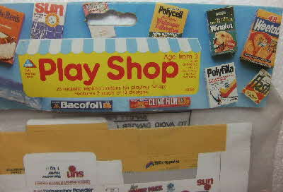 1980s Weetabix Early Learning Centre Play set (2)