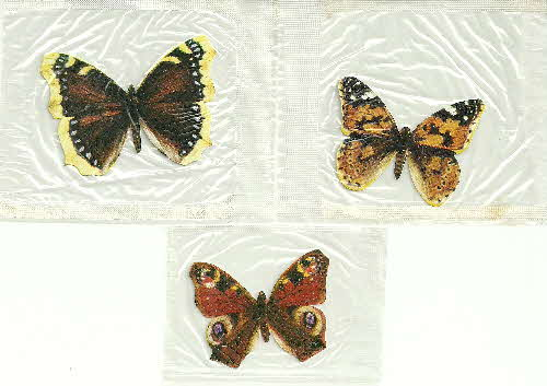 1975 Ready Brek Butterfly Collection2