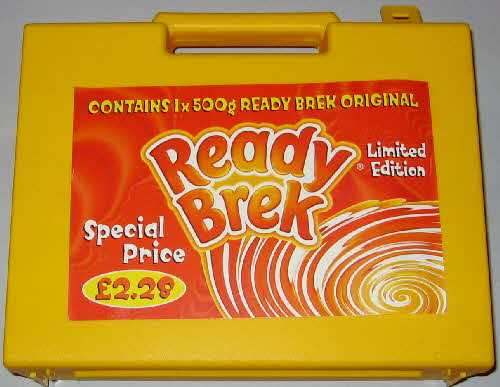 2003 Ready Brek Lunchbox