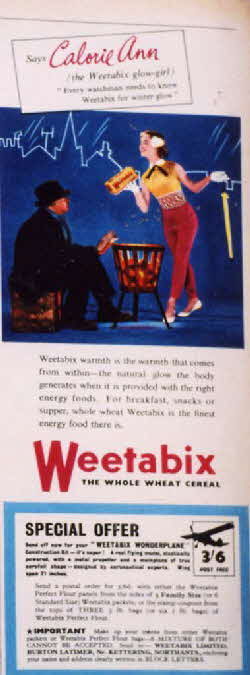 1950s Weetabix Adverts (3)