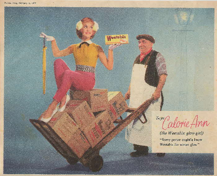 1957 Weetabix Wonder Offers (1)