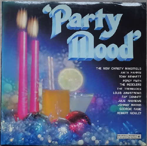 1967 Weetabix Party Mood Album