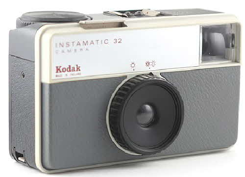 1972 Weetabix Kodak Instamatic Camera