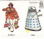 1975 Weetabix Dr Who & his Enemies 3