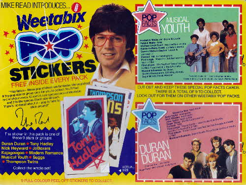 1983 Weetabix Pop Stickers (2)1