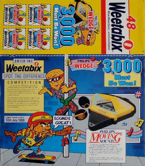 1988 Weetabix Phillips Wedge Competition (2)