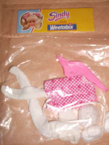 1991 Weetabix Sindy Fashion outfits (betr)  (2)