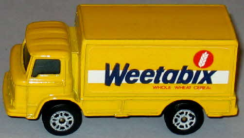 1980s Weetabix Corgi Junior Lorry send away