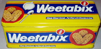 1994 Weetabix Storage Tin