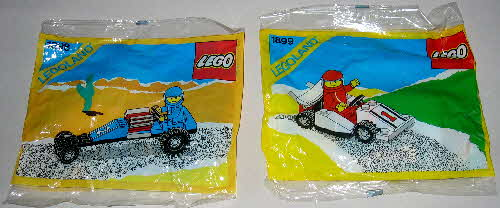 1990 Weetabix Lego Racing Cars