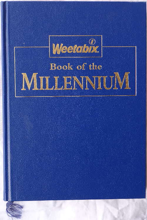 2000 Weetabix Book of teh Millenium (1)