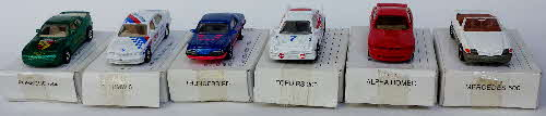 1994 Weetabix Performance Cars Matchbox (1)