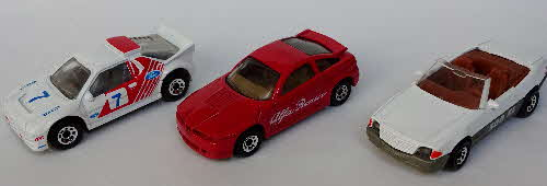 1994 Weetabix Performance Cars Matchbox (5)