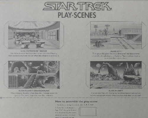 1995 Weetabix Star Trek Action Stickers inside (1)