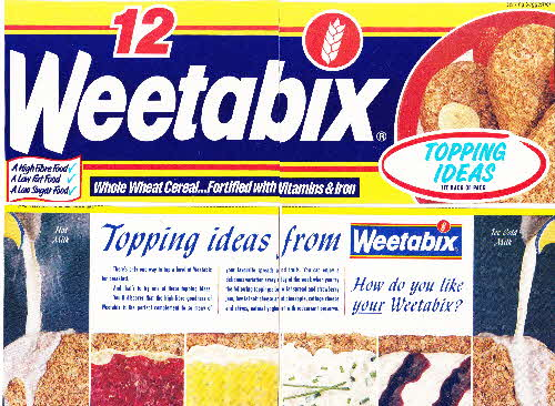 1994 Weetabix Toppings Ideas (1)