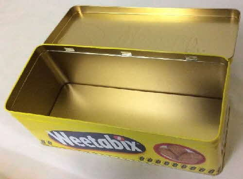 1990 Weetabix Collection Tin 4