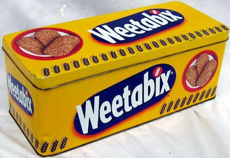weetabix Storage Tin
