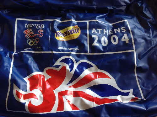 2004 Weetabix Olympic  Inflatable Supporters Chair1