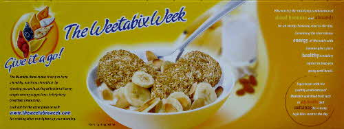 2007 Weetabix Week Recipes (1)