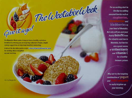 2007 Weetabix Week Recipes (3)