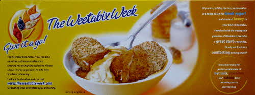 2007 Weetabix Week Recipes (4)