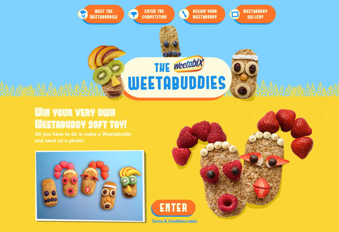 2015 Weetabix Weetabuddy Soft Toy Competition online (1)