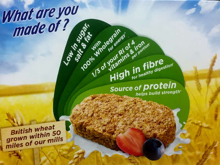 2015 Weetabix What are You Made of (2)