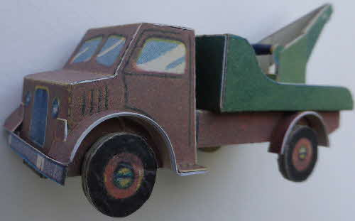 1955 Weetabix workshop series 4 Breakdown Truck done