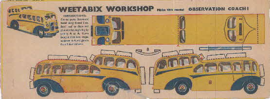 Weetabix workshop series 4 Observation Coach