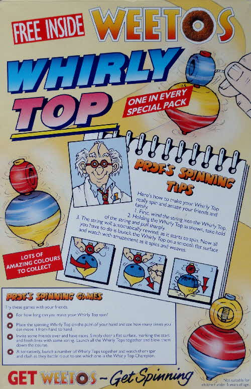 1990 Weetos Whirly Top1