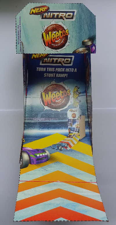 2017 Weetos Nerf Nitro Stunt Pack made (1)