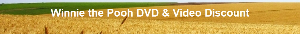 Winnie the Pooh DVD & Video Discount